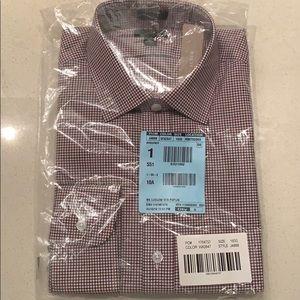 J. Crew Men's Ludlow Slim-fit Stretch Dress Shirt